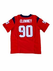 Image is loading Jadeveon-Clowney-Houston-Texans-Alternate-Red-Signed-Jersey - 8f76e6c0b