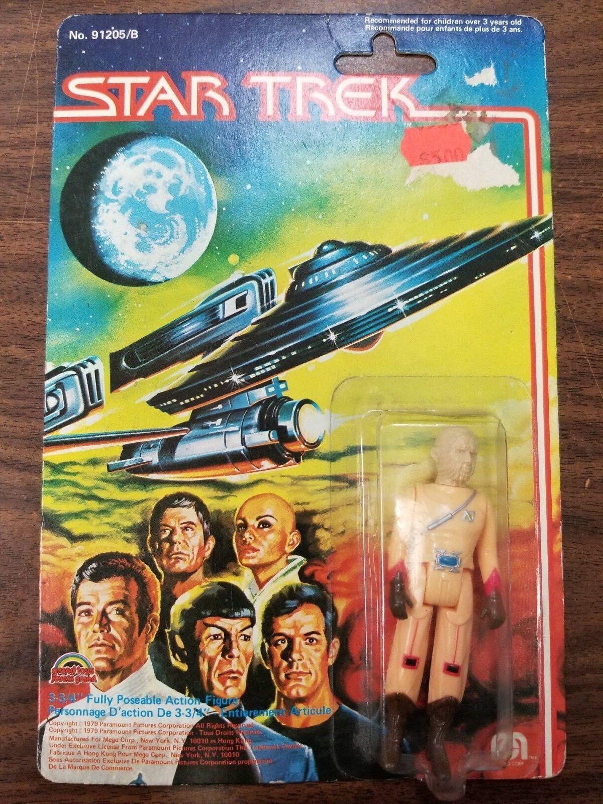 1979 Mego Arcturian Alien Star Trek Motion Picture Vintage 3 3 3 3 4 Action Figure d4147e