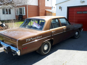 73 Valiant 318 For Sale