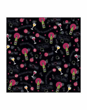 2 Sheets Creative Imaginations WINE 12 x 12 Paper