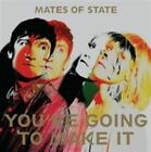 You're Going to Make It 5020422229525 by Mates of State CD
