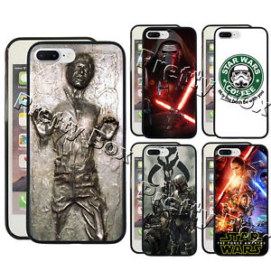 Star Wars Han Solo Kylo Ren Phone Case for Iphone 8/5/6/7 ...