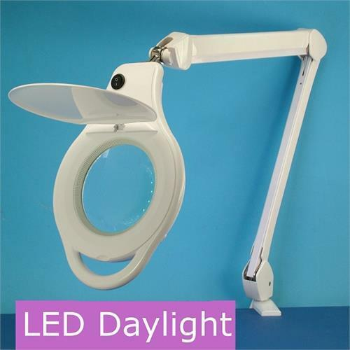 LightCraft LED Daylight Long Reach Magnifier Lamp LC8060LED