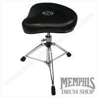 Roc-N-Soc Manual Spindle Drum Throne - Hugger Seat