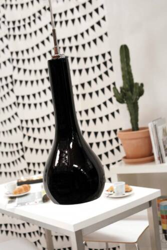Designer Pendelleuchte Ripasso 15 Nordlux Pendel schwarz E27 Hängeleuchte Lampe