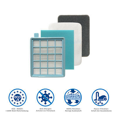 Filter für Philips FC8476 FC8477 FC8478 FC8479 FC8515 PowerPro Compact Active