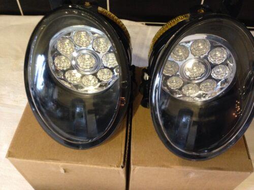 LED DRL FOG LIGHTS VW TRANSPORTER T5.1 CARAVELLE 2010 ON WARDS X 2 Error Free