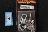 Games Workshop Warhammer Tomb Kings Tomb Guard Command Metal Figures Fantasy
