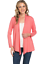 Women-Solid-Long-Sleeve-Cardigan-Open-Front-Shawl-Sweater-Wrap-Top-PLUS-USA-S-3X thumbnail 70