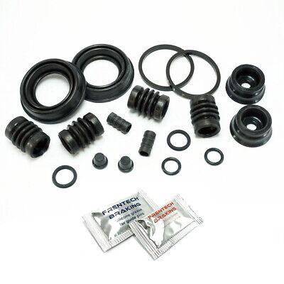 Vauxhall Corsa D VXR Turbo 2x Rear brake caliper repair kits seals B36046AF-2