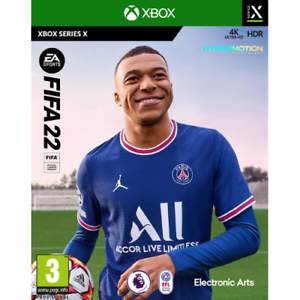 FIFA 22 XBOX SERIES X EU