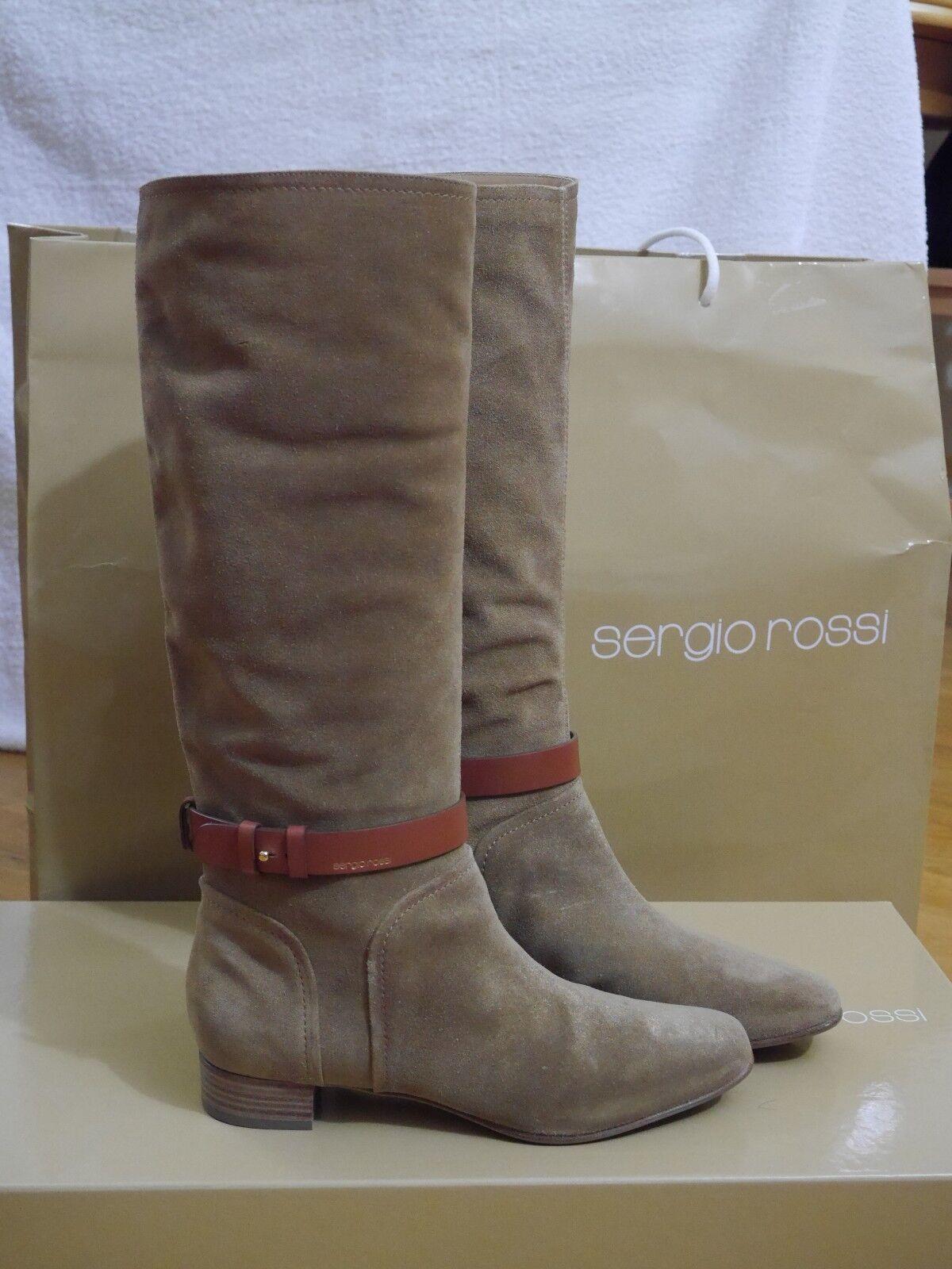 Fuxi Sergio À Marque Boots Neuf Acheter De Double Rossi La aRraqApw