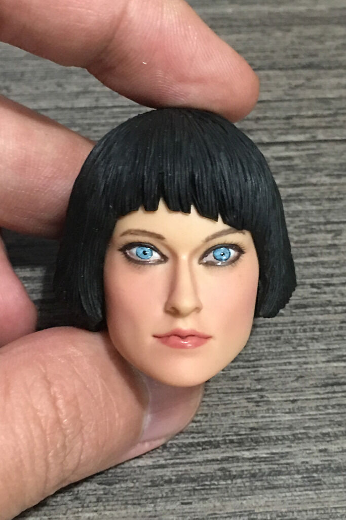 Limited Collectible 1 6 Scale Quorra Tron Legacy Olivia Wilde Head Sculpt
