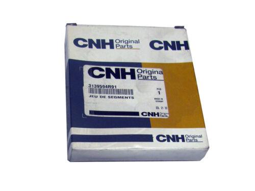 Kolbenringsatz Kolbenring original IHC Case IH CNH 3139594R91 Trapezring Traktor