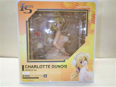 1//4 Scale PVC Figure FREEing Infinite Stratos Charlotte Dunois Poodle Ver