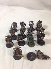 Warhammer Space Marine Forge World Tactical Marines with Special Weapons