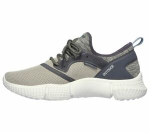 Skechers Zubazz Coastton Mens Black Casual Low Top Sneakers Shoes 9.5