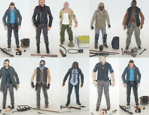 McFarlane-Toys-The-Walking-Dead-Action-Figures-YOUR-CHOICE-Complete-AMC