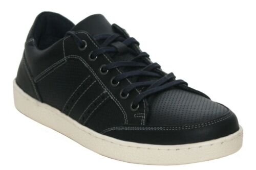 REDTAPE MENS LACE UP LEATHER SMART DESIGN FASHION CASUAL WALK TRAINERS SHOE SIZE