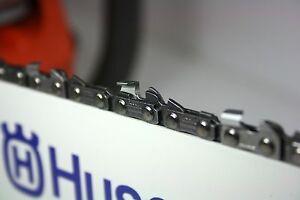 """Capable Chaine De Tronconneuse Oregon 3/8"""" Hobby 1,1 Mm Halbmeißel 44 Maillons Par Exemple Pour Stihl-afficher Le Titre D'origine"""