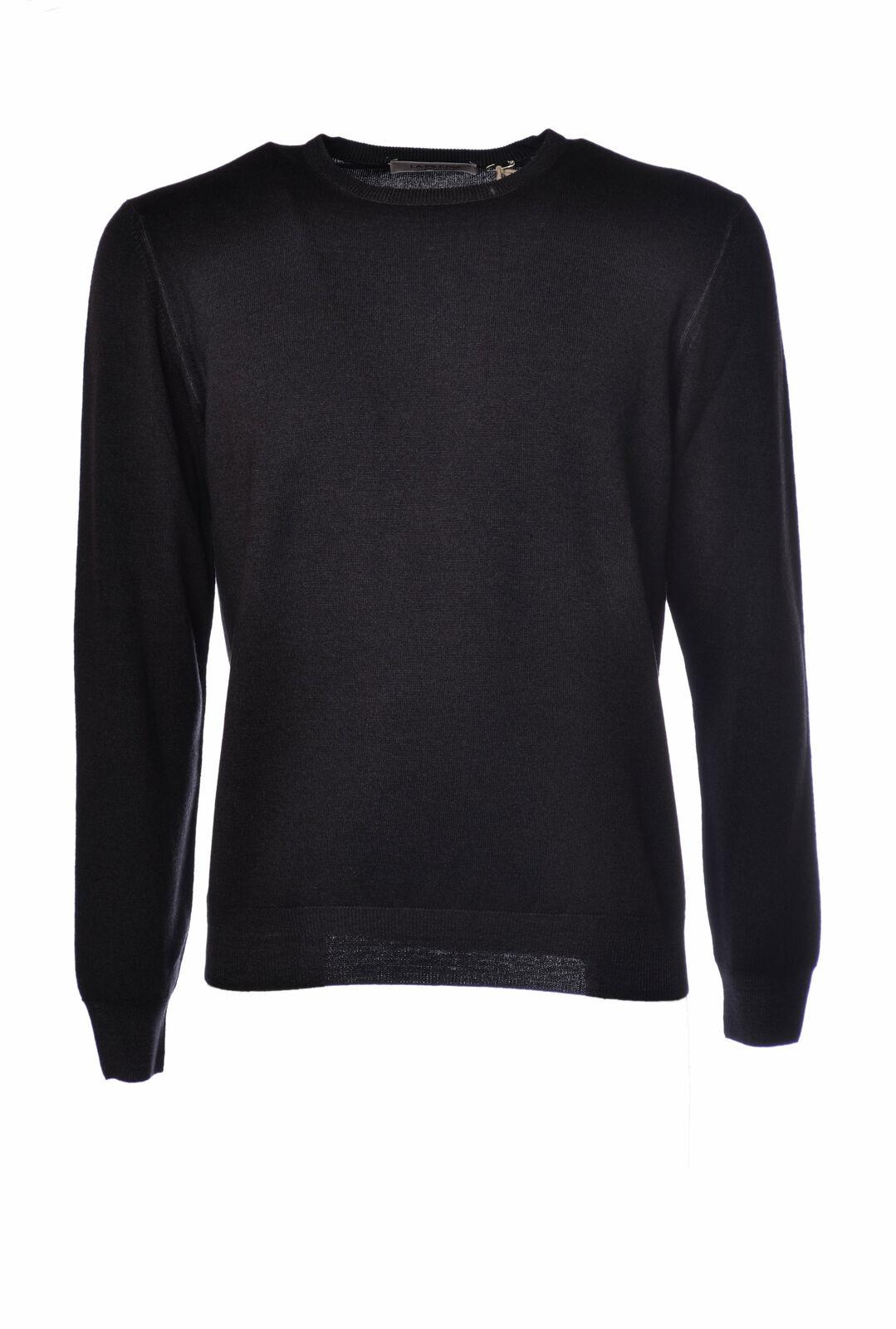 LA FILERIA - Knitwear-Sweaters - Man - Grey - 2615406C192650