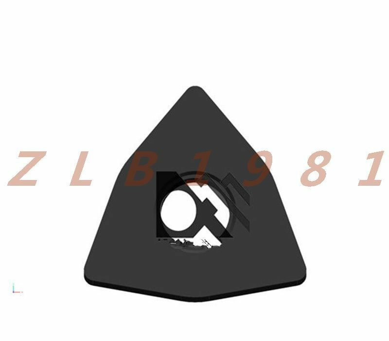 10PCS NEW- ZCCCT CNC Blade WNMA080404 YBD152