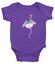 Infant-Baby-Boy-Girl-Rib-Bodysuit-Clothes-shower-Gift-Cute-Eeyore-Balloon-Love thumbnail 6