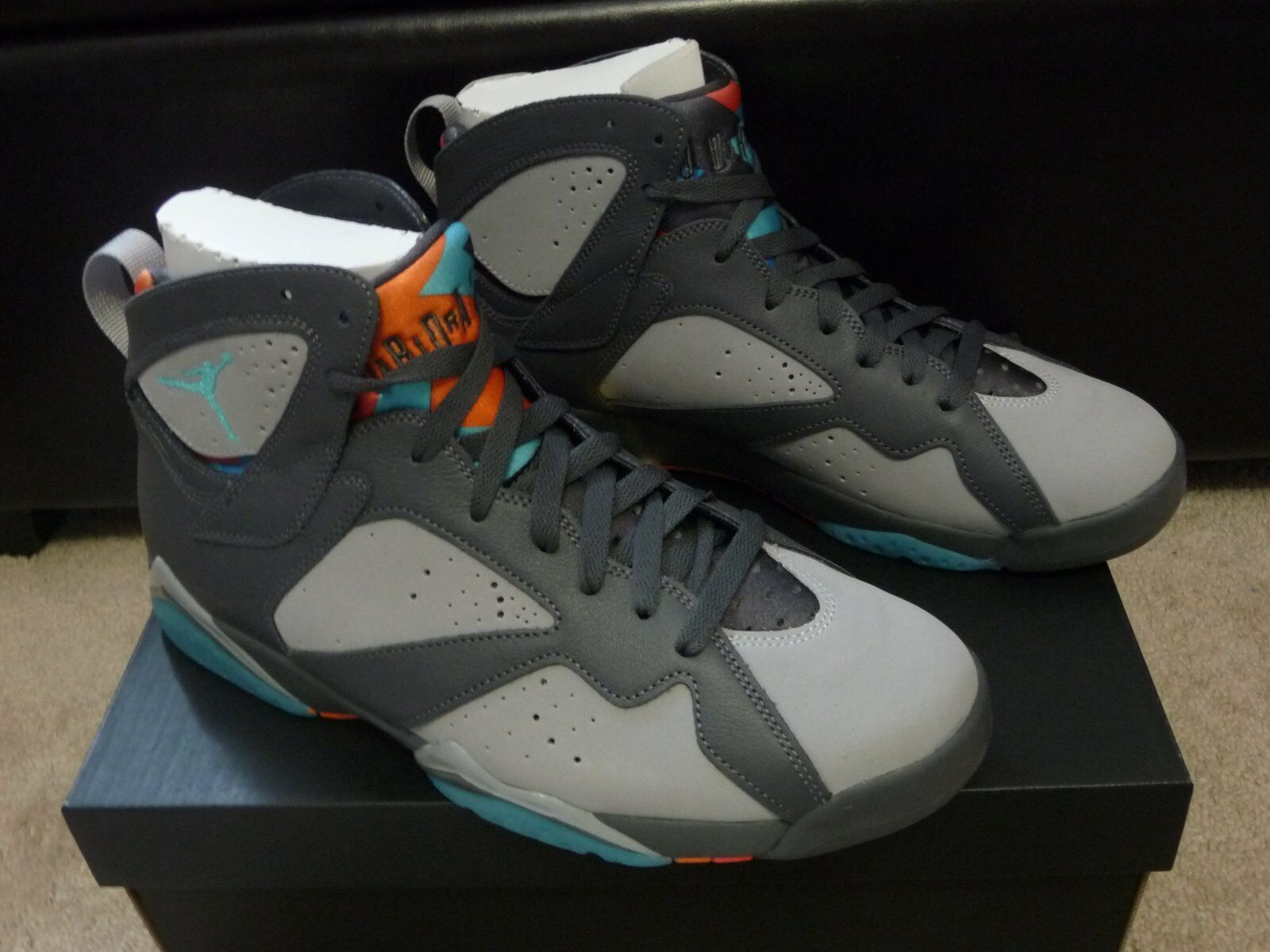 "Nike Air Jordan 7 VII Retro ""Barcelona Days"" - Men's Sz 10 w receipt"