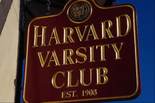 526087 Harvard University Co Ed Varsity Club A4 Foto impresión