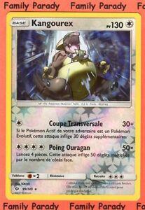Kangourex-REVERSE-130pv-99-149-Soleil-et-Lune-Carte-Pokemon-Rare-neuve-FR