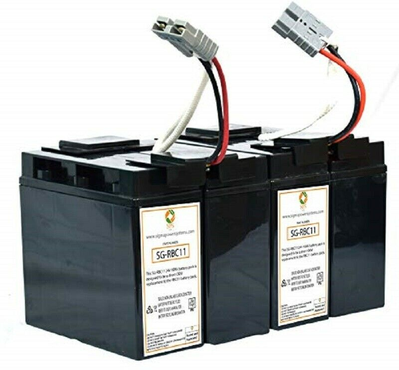 SPS Brand 24V 18Ah Replacement RBC11 Battery Cartridge