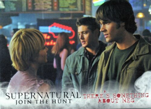 Supernatural     Join The Hunt     Individual Trading Cards