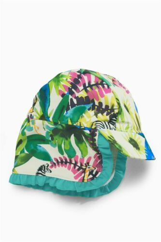 Swim//Sun Safe Hat Next Baby Girls//Boys UPF 50+ 3-9 months new with tags