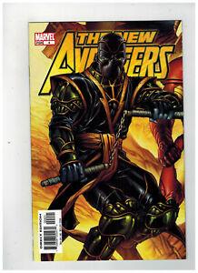 NEW-AVENGERS-4-1st-Printing-Ronin-Variant-Cover-2005-Marvel-Comics
