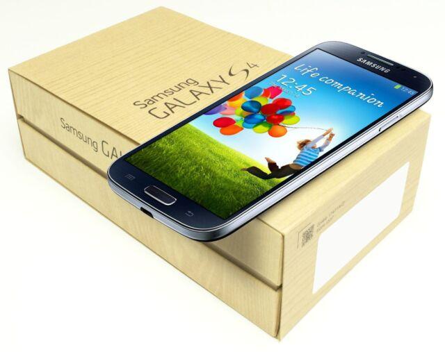 Samsung Galaxy S 4 M919 - 16GB - Black Mist (T-Mobile) Smartphone UNLOCKED