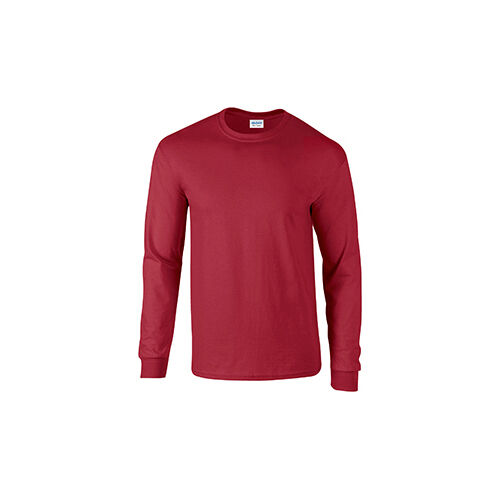 Smartwool PhD Ultra Light Men/'s Long Sleeve T-Shirt Bright Orange SM