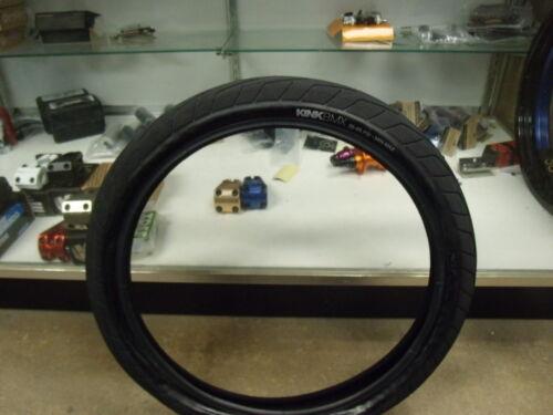 "KINK BIKES THE WRIGHT 20/"" X  2.4/"" BLACK WIREBEAD BMX BICYCLE TIRE"