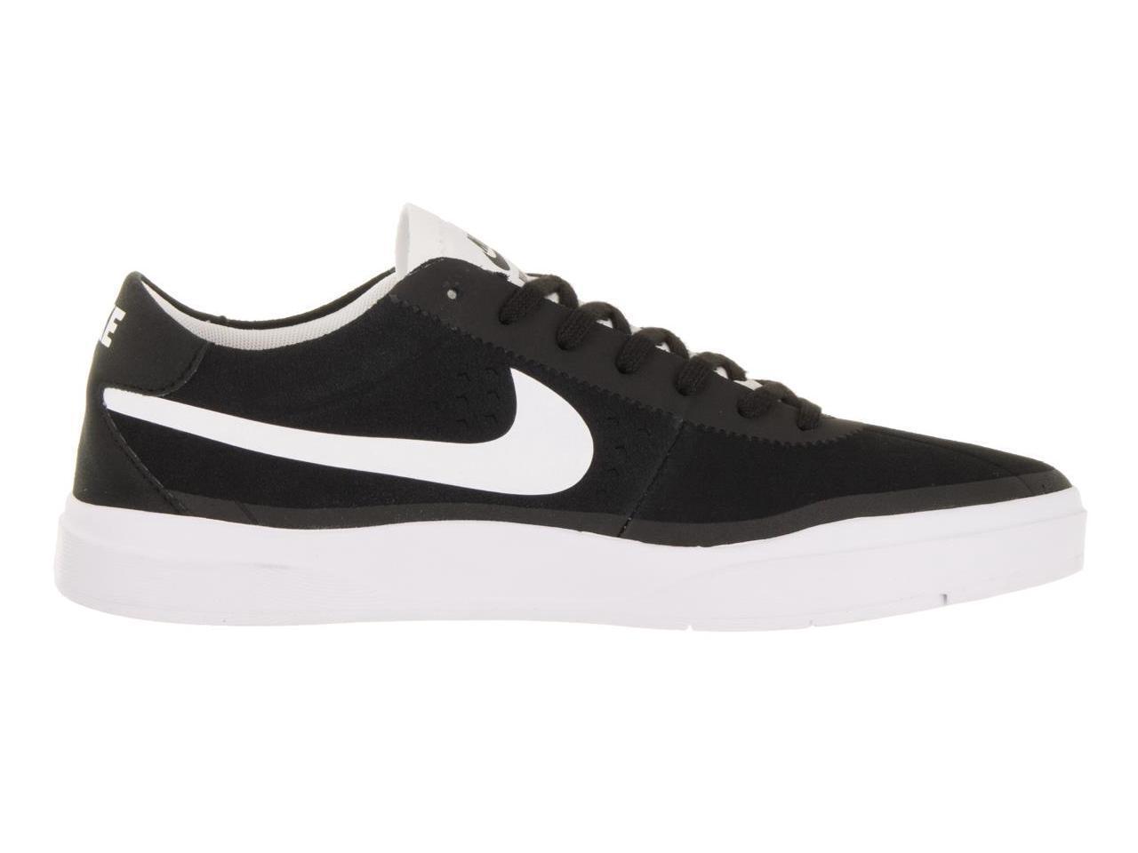 Nike SB Bruin Hyperfeel in Black White White - Men's 6 - 12 NWT 831756-001