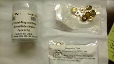 Restek Dual Vespel Ring Inlet Seals For Agilent Gc Part 21241