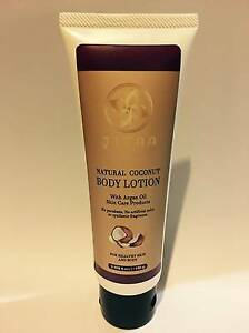 Details about JITAA Natural Coconut Body Lotion Argan Oil Skin Care  Products Halal 100 ml  New