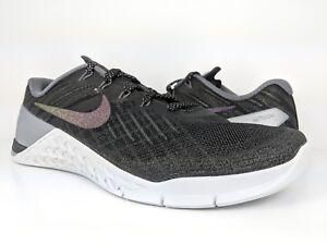 online retailer ed36e cb209 Image is loading Nike-Women-039-s-Metcon-3-Metallic-Training-