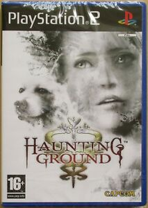 Haunting-Ground-For-PAL-PS2-New-amp-Sealed