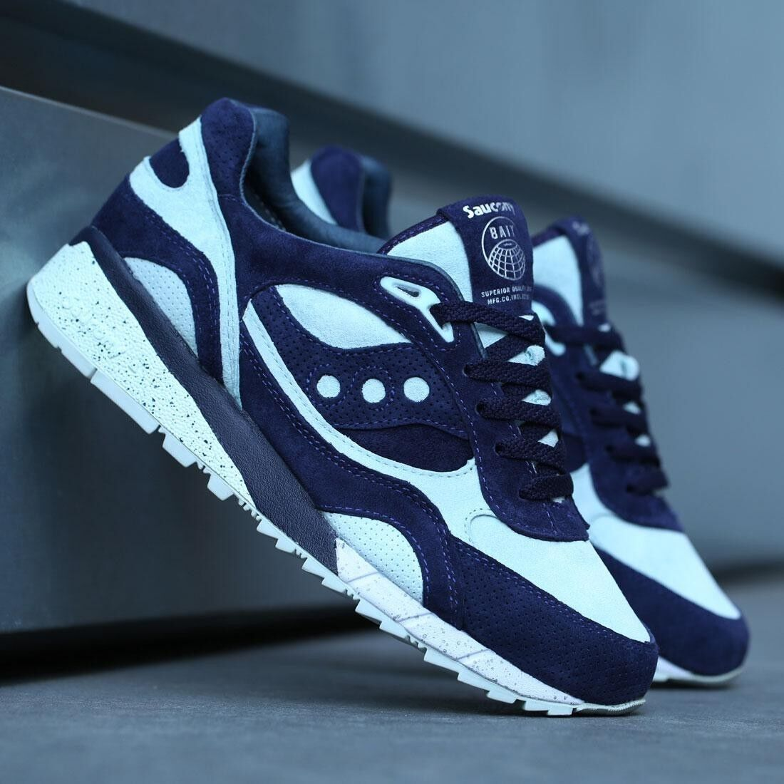10.0 10.0 10.0 BAIT x Saucony Shadow 6000 CruelWorld 5 - New World Water 807b20