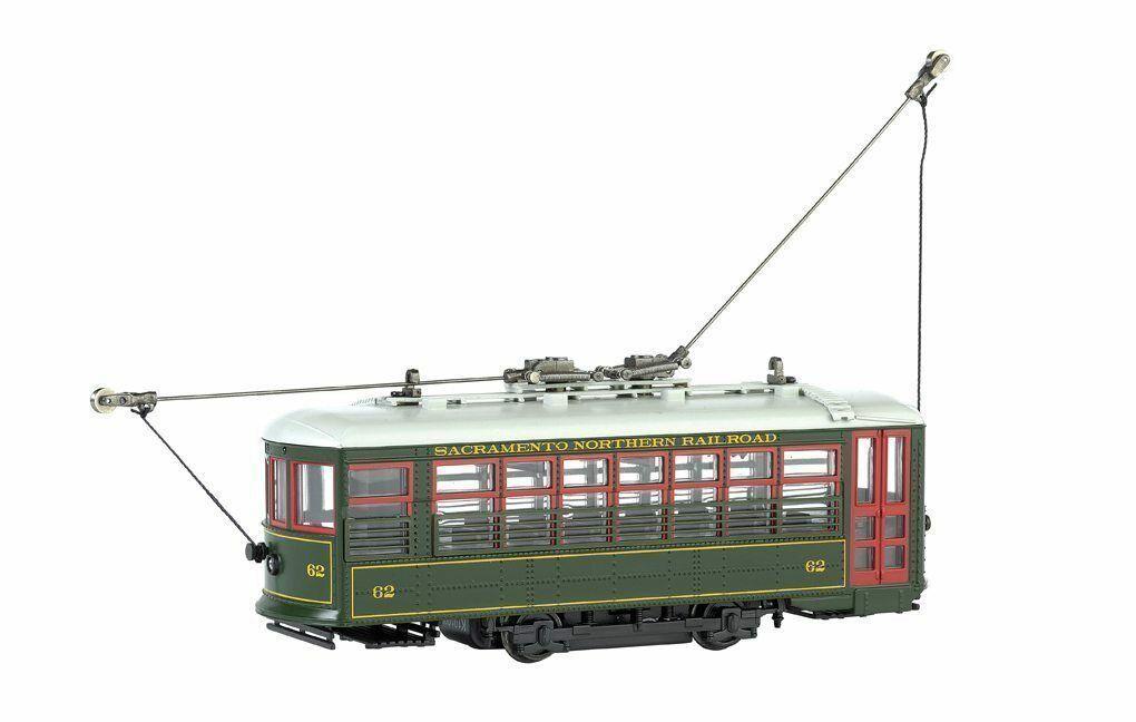 80203 Tramway Carrail Bachmann Spectrum DCC Train HO 1 87