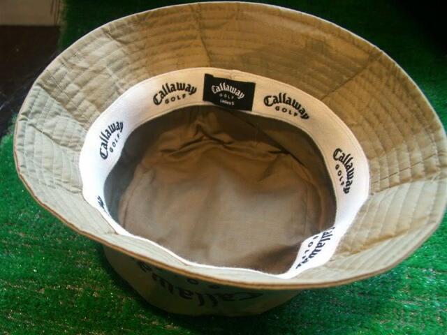 8423e8e59f0 Callaway Ladies Bucket Style Waterproof Rain Hat Small