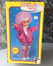 Vintage#80S Hula Baby Bambola Doll#Nib PAGGIO