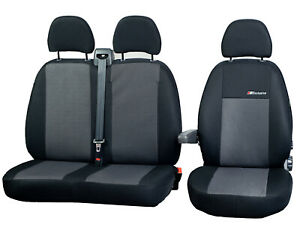Sitzbezüge Schonbezüge 2+1 Blau Schwarz Neu Hochwertig für Mercedes Benz