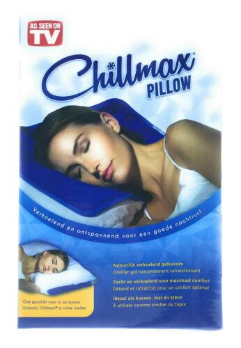 JML Chillmax Gelkissen Kühlkissen für natürliche Kühlung und maximalen Komfort