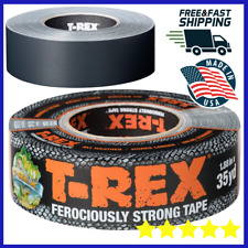 1 Roll 1.88 inch x 35 yd. T-REX Ferociously Strong Duct Tape 240998