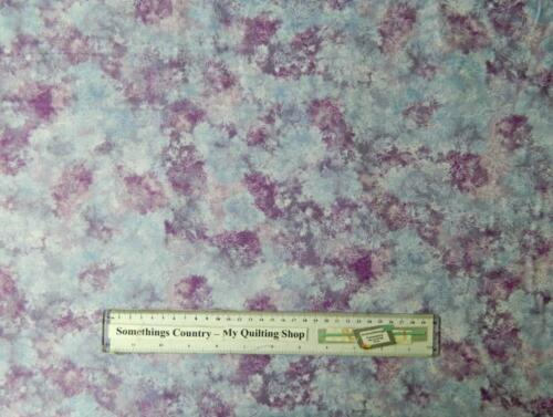Patchwork Quilting Sewing Fabric Fusion Mist Lavender Material Cotton FQ 50X5...
